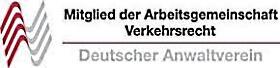 Mitglied der Arbeitsgemeinschaft Verkehrsrecht
